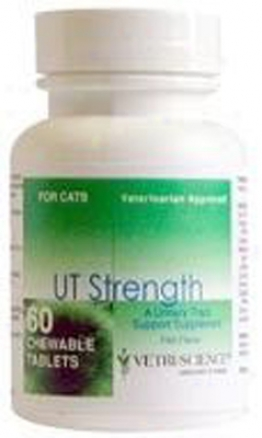 Vetri-science Ut Strength Stat Cat Supplement 60 Tablet