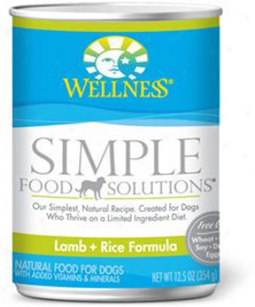 Wellness Simple Soutions Be able to Dog Dive 12.5 Oz Case 12