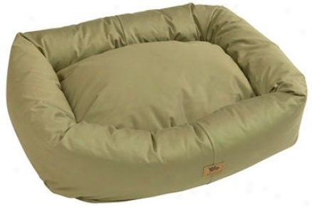 West Paw Organized Bumper Bed L Ember (ss)