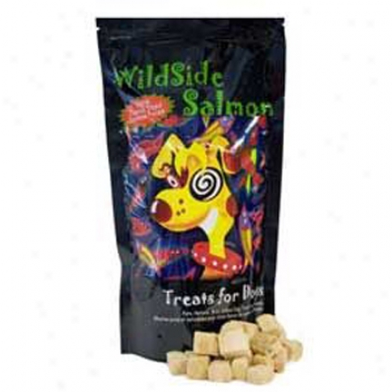 Wildside Pet Products Dog Treats Kangaroo 3 Oz