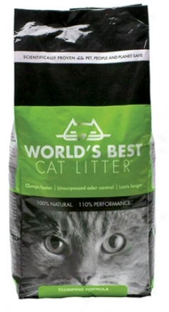 World's Best Cat Litter 17 Lb.