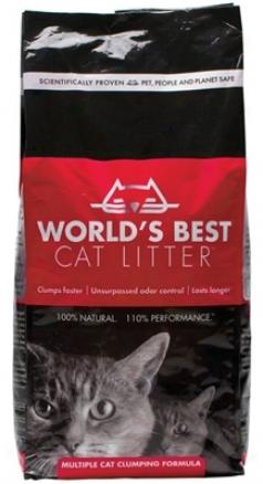 World's Best Cat Shreds Extra Strength Lavender 7 Lbs