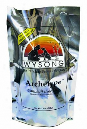 Wysong Archetype Freeze Dried Dog & Cat 7.5 Oz