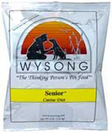 Wysong Caninne Diet Senior Dry Dog Food 32 Lbs