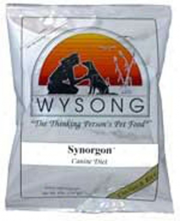 Wysong Canine Diet Synorgon Dry Dog Food 8 Lbs
