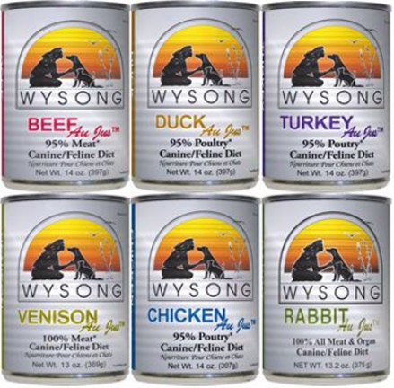 Wysong Chicken Au Jus Can Dog & Cat 5.5 Oz
