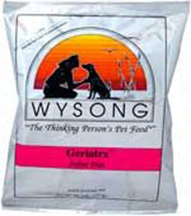 Wysong Feline Diet Geriatrx Dry Senior Cat 16 Lbs