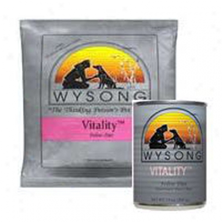 Wysong Feline Diet Vitality Can Cat Aliment 5.5 Oz