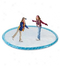 10-1/2' Inflatable Ice Skating Form