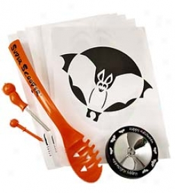 10-pc. Deluxe Pumpkin Carving Kit