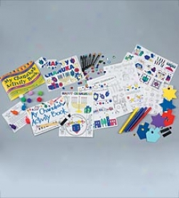101 Things To Do For Chanukah Activity Kit