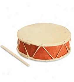 "10"" D0uble-sided Tinya Drum"
