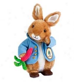 """11"""" Beatrix Potter's Plush Peter Rabbit"""