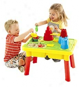 "23"" Indoor/outdoor Multi-purpose Sand And Water Table"