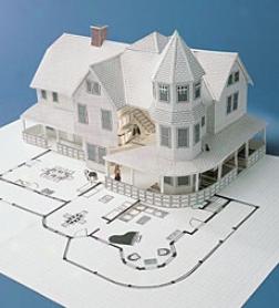 3-d Constructive Fun Home Kit