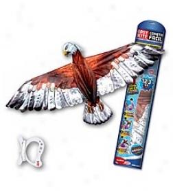 3-d Pop-up Bald Eagle Kite