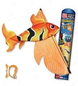3-d Pop-up Rake Kite