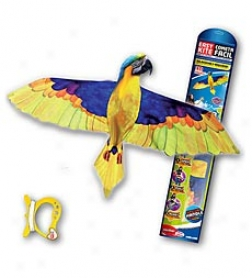 3-d Pop-up Parrot Kite