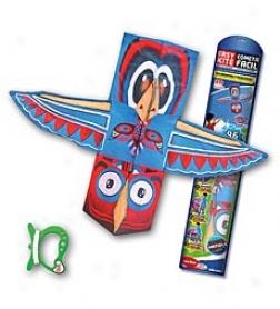 3-d Pop-up Totem Pole Kite