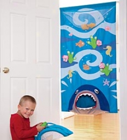 3-in-1 Shark Doorway Target Gamedeal Of The Week - Good By means of 5/28/12