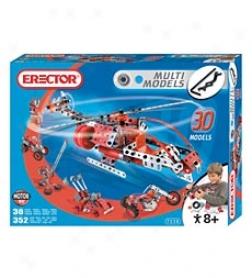 30-model Erector Set