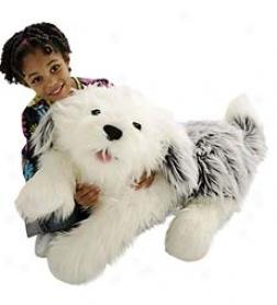 "36"" Plush Snuggle Pup"