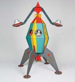 3d Robot Centerpiece