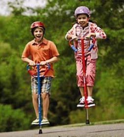 "44"" Jumperooo Boing Pogo Sticks For Up To 86 Pounds"