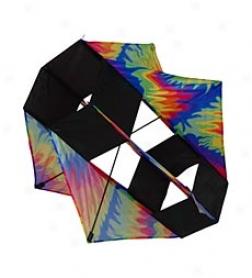 6-wing Peace Box Kite
