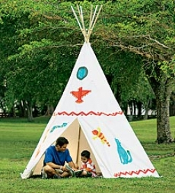 12' Family-sized Teepee