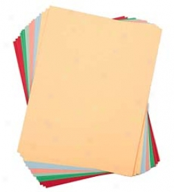 90 Sheet Collection Of Colorfil Card Stock