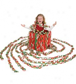 Alex Toys Crhistmas Paper Chains Craft Kit