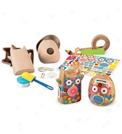 Alex® 2 Birdie Banks Eco Craft Kit