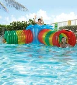 Amasing Pool Maze