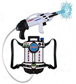 Astronaut Space Pack Super Soaking Water Blaster