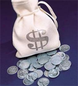 Banker's Bag Of 1943 Steel Lincoln Pennies