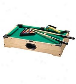 Billiard Table Woodworking Kit