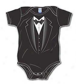 Black Tie Onesie
