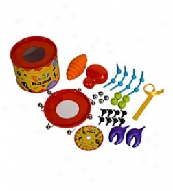 Bonz™ Band Musical Instrument Construction Set