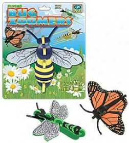 Bug Zoomers, Set Of 2