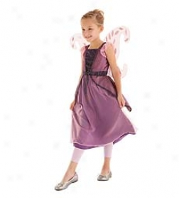 Butterfly Princess Fairy Costume