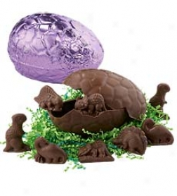 Choco-saurus Egg, 10 Oz.