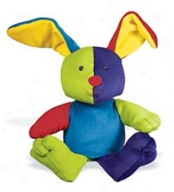 Color-block Bunny