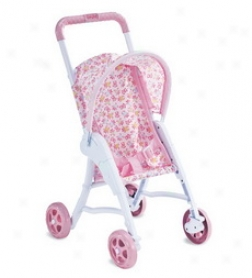 Corolle?? Baby Doll Stroller With Folding Canopy