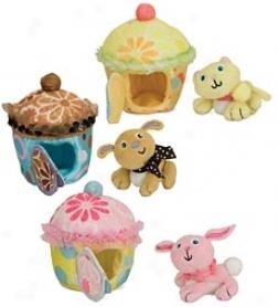 Cutie Cakes™ Plush Cupcake Pals