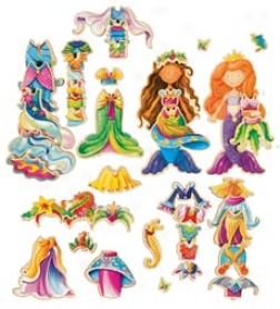 Dqisy Girlw Mermaid Dress-up Fix