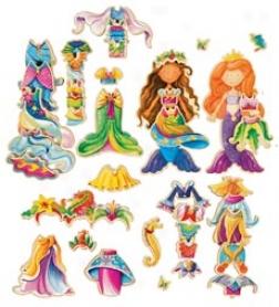 Dqisy Girlw Mermaid Dress-up Fix