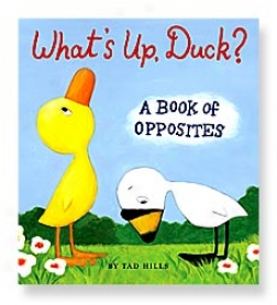Duck And Goose: What's Up, Bow? A Book Of Opposites Conclave Book