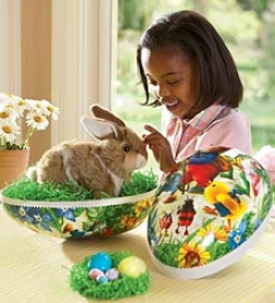 Easter Egg & Rabbit Specialsave $1.98 On The Special!