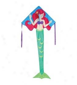 Easy Flyer Mermaid Kite